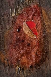 Miniature heart  - SOLD